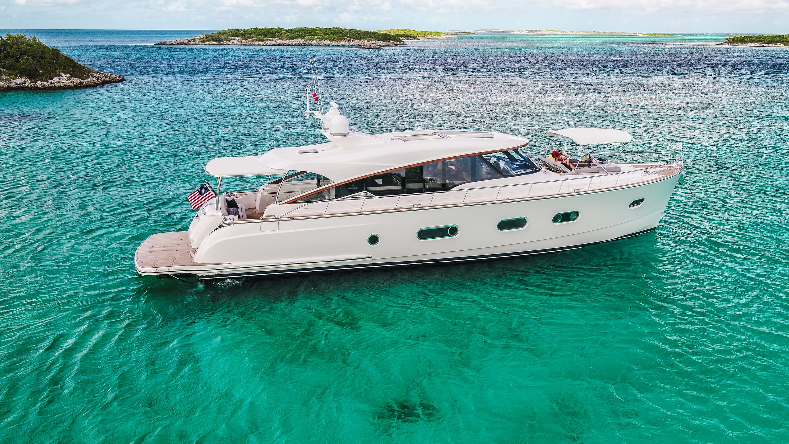 Pre Owned Yachts Detailed