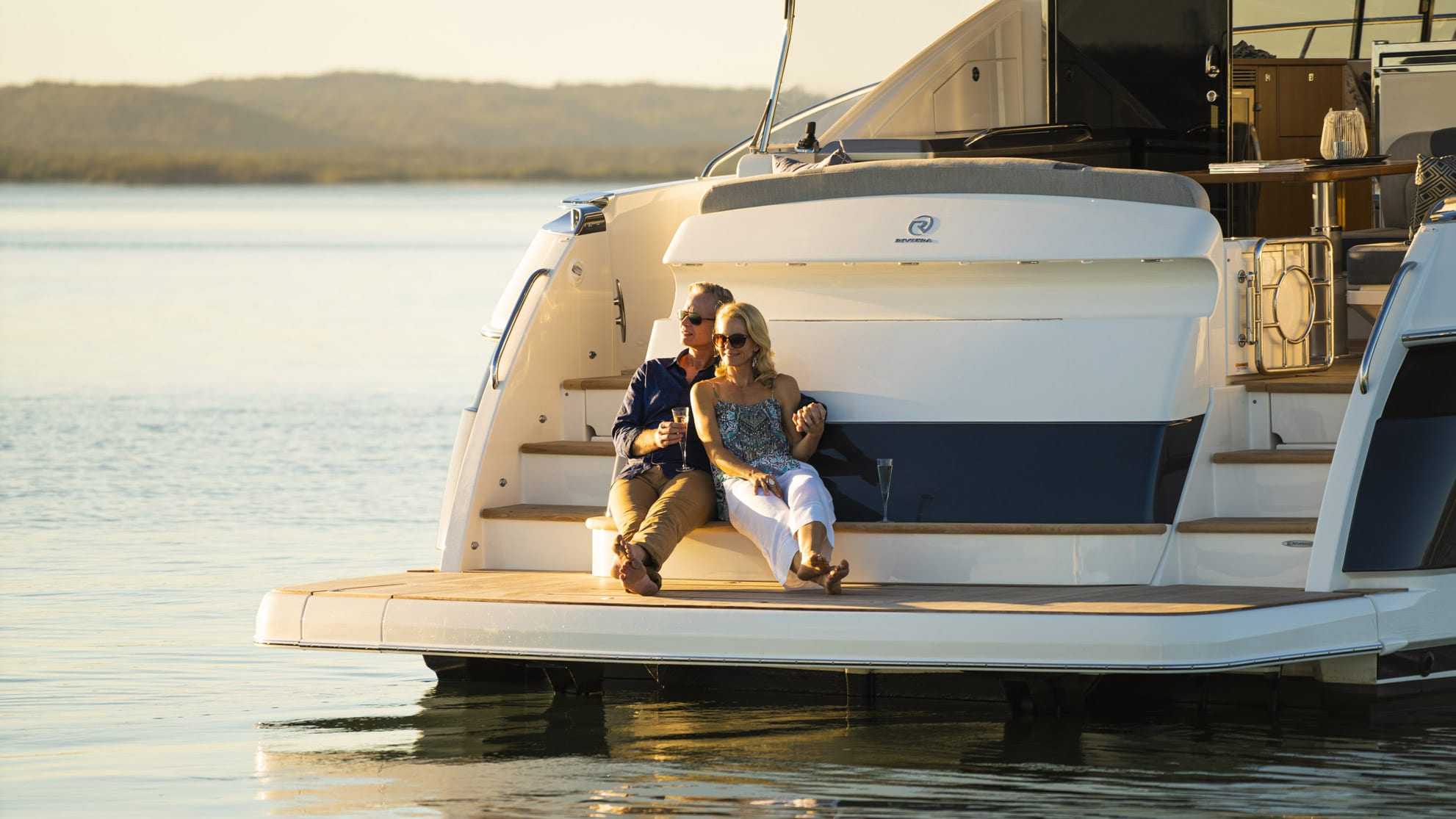 Riviera raft-up sets a new benchmark for enjoyment on Victoria's Gippsland Lakes
