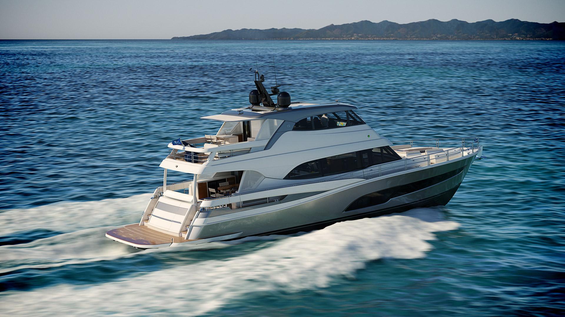 Riviera 78 Motor Yacht 03