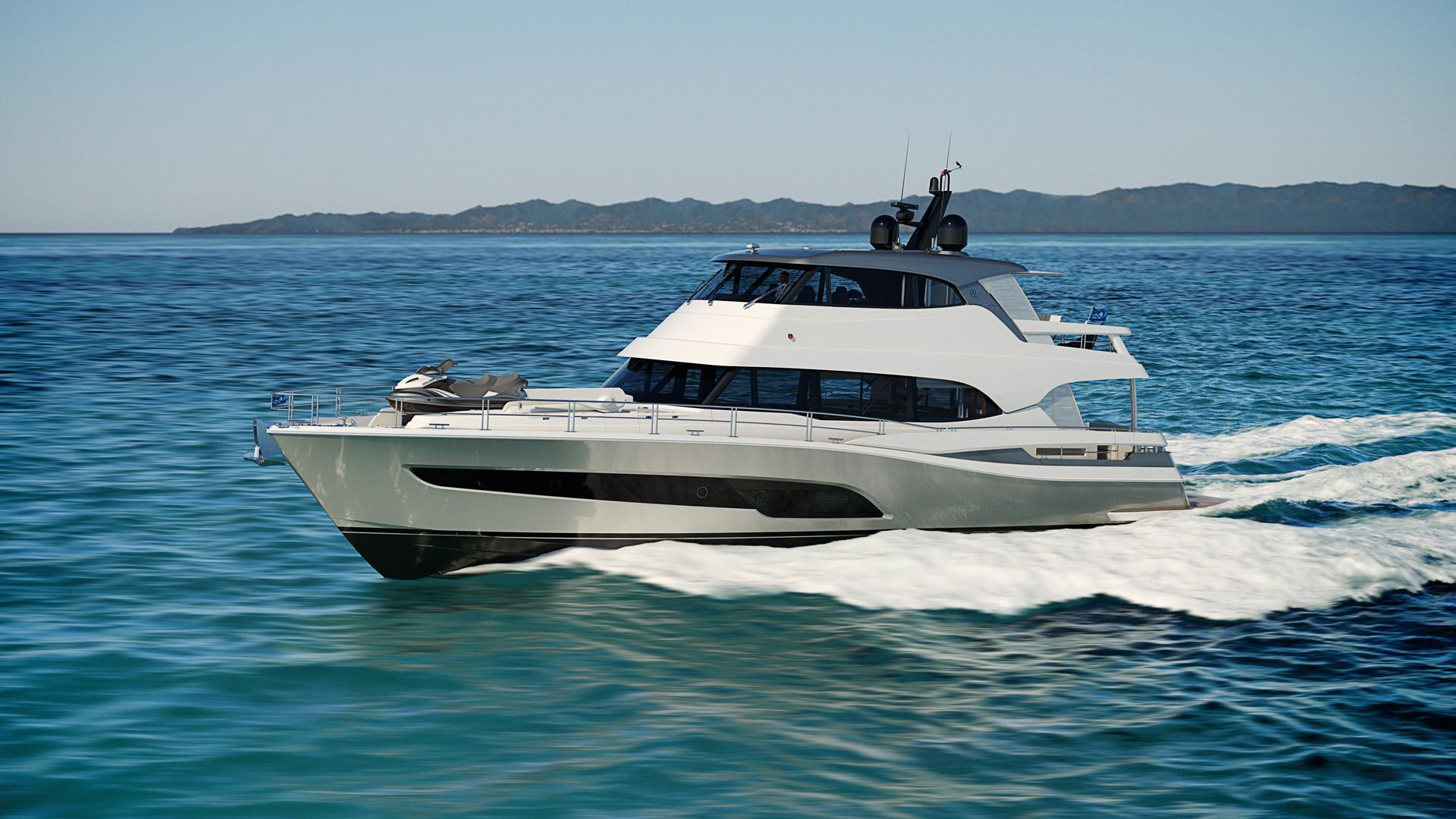 Riviera 78 Motor Yacht 05