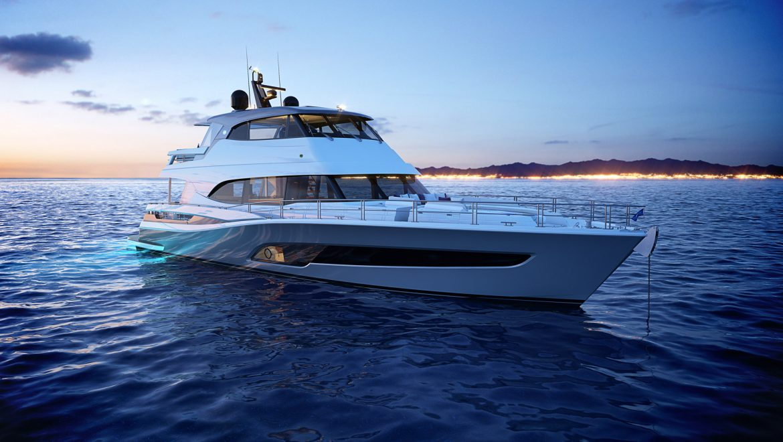 Riviera 78 Motor Yacht 01